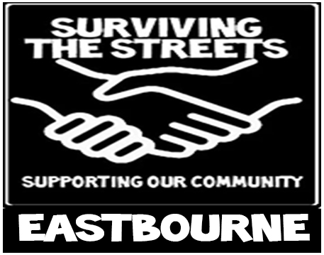 Surviving The Streets UK - EastBourne