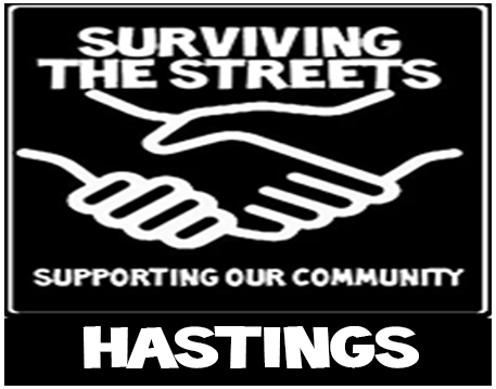 Surviving The Streets UK - Hastings